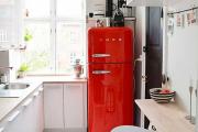 Фото 33 Как обустроить дизайн небольшой кухни 7 кв. м? Советы дизайнеров по планировке и отделке