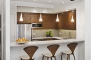 Фото 10 Как обустроить дизайн небольшой кухни 7 кв. м? Советы дизайнеров по планировке и отделке