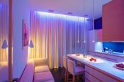 Фото 7 Компактность и продуманность: создаем дизайн интерьера квартиры 38 кв. метров