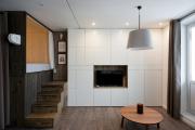 Фото 8 Компактность и продуманность: создаем дизайн интерьера квартиры 38 кв. метров