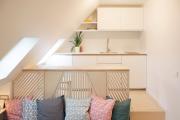 Фото 10 Компактность и продуманность: создаем дизайн интерьера квартиры 38 кв. метров