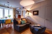 Фото 12 Компактность и продуманность: создаем дизайн интерьера квартиры 38 кв. метров
