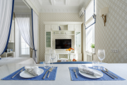 Фото 3 Компактность и продуманность: создаем дизайн интерьера квартиры 38 кв. метров