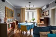 Фото 2 Компактность и продуманность: создаем дизайн интерьера квартиры 38 кв. метров
