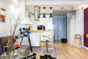 Фото 19 Компактность и продуманность: создаем дизайн интерьера квартиры 38 кв. метров