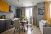 Фото 28 Компактность и продуманность: создаем дизайн интерьера квартиры 38 кв. метров