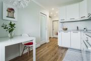 Фото 5 Компактность и продуманность: создаем дизайн интерьера квартиры 38 кв. метров