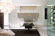 Фото 6 Компактные решения: создаем дизайн студии площадью 25 кв. метров с балконом