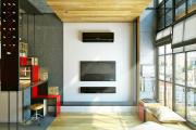 Фото 22 Компактные решения: создаем дизайн студии площадью 25 кв. метров с балконом