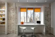 Фото 14 Компактные решения: создаем дизайн студии площадью 25 кв. метров с балконом