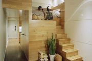 Фото 17 Компактные решения: создаем дизайн студии площадью 25 кв. метров с балконом
