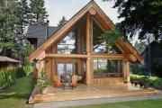 Фото 28 Загородный дом экономкласса: варианты проектов и как разумно сэкономить?