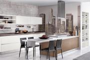 Фото 9 Фреска на кухне в интерьере: обзор ярких дизайнерских идей и способы укладки своими руками
