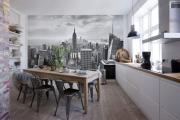 Фото 14 Фреска на кухне в интерьере: обзор ярких дизайнерских идей и способы укладки своими руками