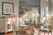 Фото 25 Фреска на кухне в интерьере: обзор ярких дизайнерских идей и способы укладки своими руками