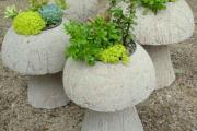 Фото 14 Кашпо, вазоны и горшки из бетона: мастер-класс по изготовлению своими руками