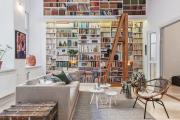 Фото 25 Гостиная 30 кв. метров: зонирование, дизайн-планировки и 65+ современных фото интерьеров