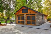 Фото 7 Из чего построить гараж? Этапы строительства и обзор лучших материалов