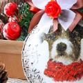 Встречаем год Собаки: как стильно и гармонично украсить дом на Новый год 2018? фото