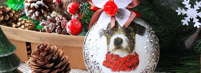Встречаем год Собаки: как стильно и гармонично украсить дом на Новый год 2018?