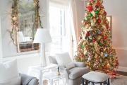 Фото 4 Как стильно украсить елку к 2019 году: создаем сказку своими руками