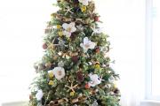 Фото 24 Как стильно украсить елку к 2019 году: создаем сказку своими руками