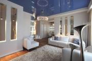 Фото 21 Какой потолок лучше сделать в квартире? Технологии, бренды, стоимость