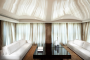 Фото 24 Какой потолок лучше сделать в квартире? Технологии, бренды, стоимость