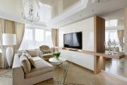 Фото 25 Какой потолок лучше сделать в квартире? Технологии, бренды, стоимость