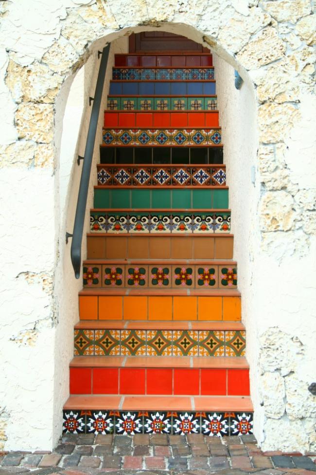 Волшебная лестница в сказку