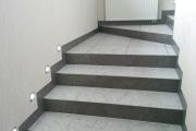 Фото 5 Керамическая плитка для лестницы (60+ фото): виды, варианты укладки и советы экспертов