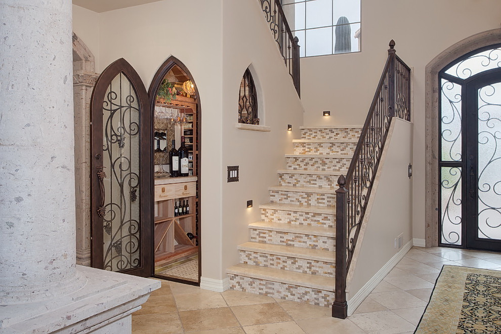 Керамическая плитка для лестницы Фото, Виды ТОП