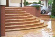 Фото 12 Керамическая плитка для лестницы (60+ фото): виды, варианты укладки и советы экспертов