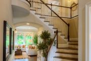 Фото 20 Керамическая плитка для лестницы (60+ фото): виды, варианты укладки и советы экспертов