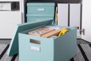 Фото 4 Коробки для хранения вещей: обзор стильных и функциональных вариантов от IKEA и Leroy Merlin