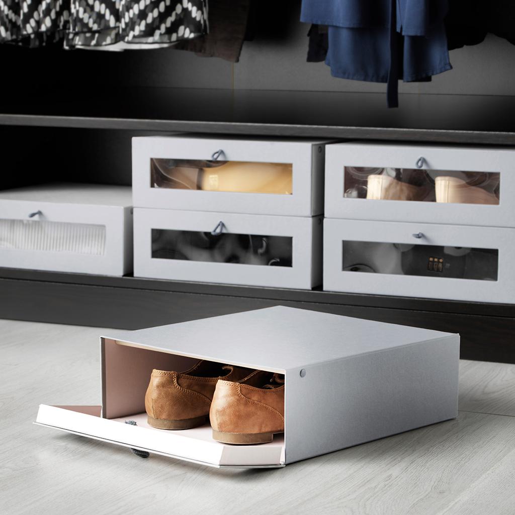 Коробки для хранения вещей Обзор моделей IKEA, Leroy Merlin