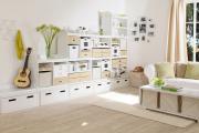 Фото 12 Коробки для хранения вещей: обзор стильных и функциональных вариантов от IKEA и Leroy Merlin