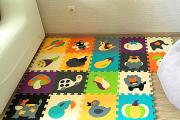 Фото 4 Детские коврики-пазлы для ползания: обзор вариантов и советы родителям по выбору
