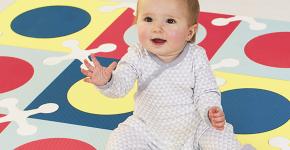Детские коврики-пазлы для ползания: обзор вариантов и советы родителям по выбору фото