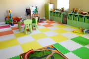 Фото 16 Детские коврики-пазлы для ползания: обзор вариантов и советы родителям по выбору