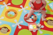 Фото 21 Детские коврики-пазлы для ползания: обзор вариантов и советы родителям по выбору