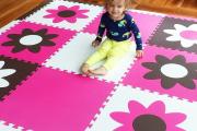 Фото 22 Детские коврики-пазлы для ползания: обзор вариантов и советы родителям по выбору