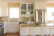 Фото 6 Дизайн кухни 8 кв. метров: функциональные идеи и современные варианты отделки