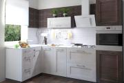 Фото 7 Дизайн кухни 8 кв. метров: функциональные идеи и современные варианты отделки