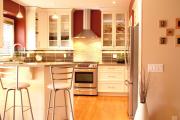 Фото 9 Дизайн кухни 8 кв. метров: функциональные идеи и современные варианты отделки