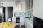 Фото 11 Дизайн кухни 8 кв. метров: функциональные идеи и современные варианты отделки