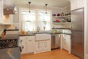 Фото 12 Дизайн кухни 8 кв. метров: функциональные идеи и современные варианты отделки