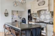 Фото 14 Дизайн кухни 8 кв. метров: функциональные идеи и современные варианты отделки