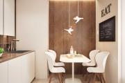 Фото 16 Дизайн кухни 8 кв. метров: функциональные идеи и современные варианты отделки