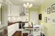 Фото 17 Дизайн кухни 8 кв. метров: функциональные идеи и современные варианты отделки